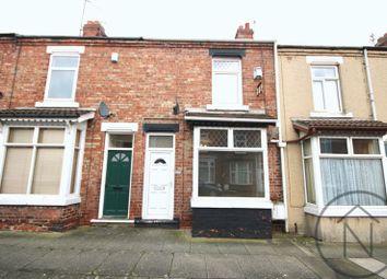 Thumbnail 2 bedroom terraced house for sale in Wolsingham Terrace, Darlington