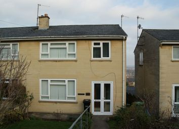 Thumbnail 3 bedroom semi-detached house for sale in Marshfield Way, Bath