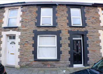 Thumbnail 3 bed terraced house for sale in Kenry Street, Treorchy