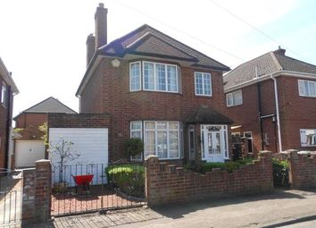 Thumbnail 3 bed detached house for sale in King William Road, Kempston, Bedford, Bedfordshire