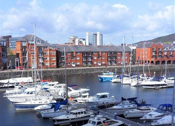 Thumbnail 2 bedroom flat for sale in York Court, Victoria Quay, Swansea