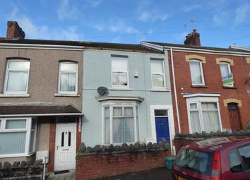 Thumbnail 4 bed terraced house for sale in Park Place, Brynmill, Swansea