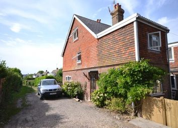 Thumbnail 3 bed semi-detached house for sale in Myrtle Cottage, Station Road, Groombridge, Tunbridge Wells