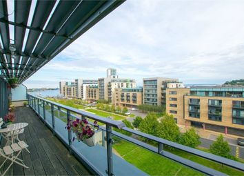 Thumbnail 2 bed flat for sale in Great Ormes House, Ferry Court, Cardiff