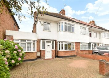 Thumbnail 4 bed end terrace house for sale in Torcross Road, Ruislip, Middlesex