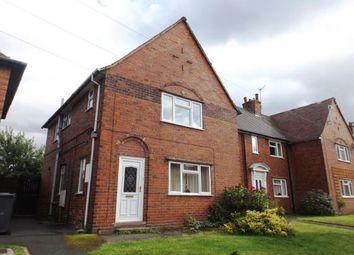 Thumbnail 3 bed end terrace house for sale in Hunloke Avenue, Boythorpe, Chesterfield, Derbyshire