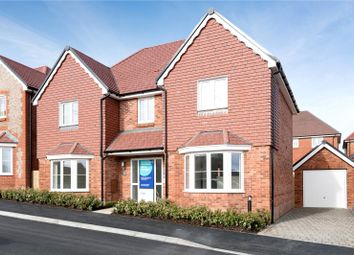 Thumbnail 4 bedroom detached house for sale in Rosings Grove, Medstead, Alton, Hampshire