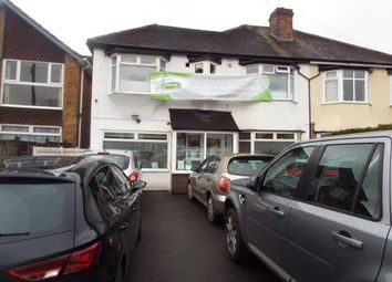 Thumbnail 3 bed semi-detached house for sale in New Road, Water Orton, Birmingham, Warwickshire