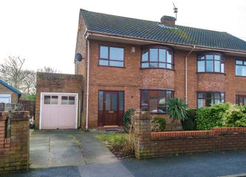 Thumbnail 3 bed semi-detached house to rent in Douglas Drive, Shevington, Wigan