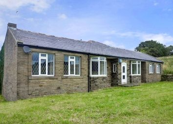 Thumbnail 3 bed detached bungalow to rent in Station Road, Harecroft, Wilsden, Bradford, West Yorkshire