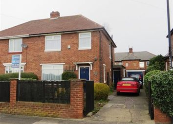 Thumbnail 3 bedroom semi-detached house for sale in Bavington Drive, Newcastle Upon Tyne
