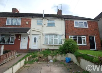 Thumbnail 3 bed property for sale in Carisbrooke Road, Wednesbury