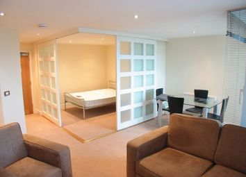 Thumbnail Studio to rent in Wards Wharf Approach, London