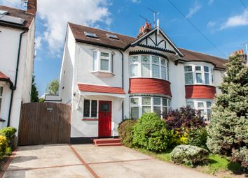 Thumbnail 3 bedroom end terrace house for sale in Woodgrange Drive, Southend-On-Sea