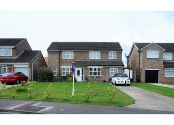 Thumbnail 3 bed detached house for sale in Carew Close, Yarm