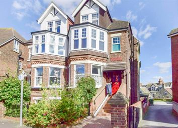 Thumbnail 8 bed semi-detached house for sale in Wiltie Gardens, Folkestone, Kent