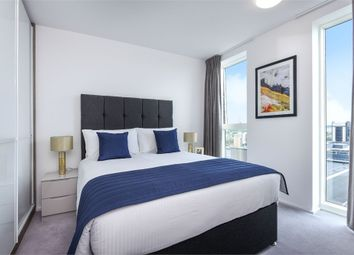 Thumbnail 3 bedroom flat to rent in 45 Millharbour, London, Canary Wharf