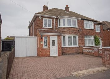 Thumbnail 3 bedroom semi-detached house for sale in Bilberry Close, Leicester