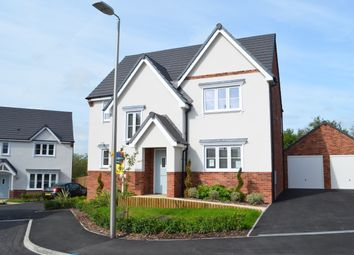 Thumbnail 4 bed detached house to rent in Thistle Close, Kelsall, Tarporley