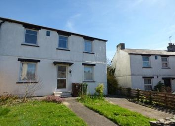 Thumbnail 2 bedroom semi-detached house for sale in Plymouth, Devon, .