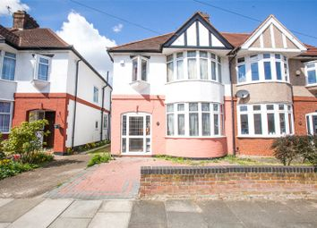 Thumbnail 3 bed semi-detached house for sale in Cedric Road, New Eltham, London