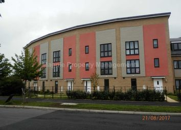 Thumbnail 4 bed town house to rent in Dramsell Rise, St. Neots