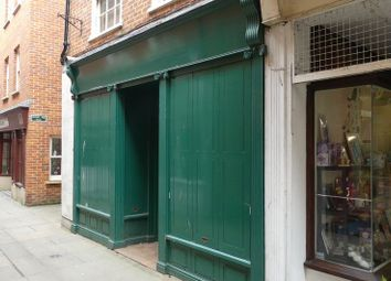 Thumbnail Retail premises to let in Market Row, Great Yarmouth