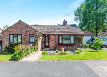 Thumbnail 3 bed detached bungalow for sale in Lockyer Crescent, Tiverton