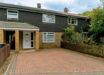 Thumbnail 3 bed terraced house for sale in Harefield, Stevenage, Hertfordshire, England