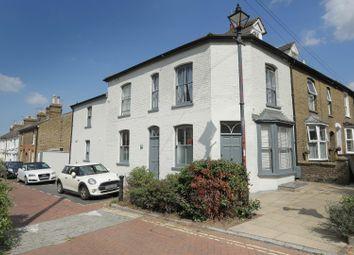 Thumbnail 4 bed end terrace house for sale in Napleton Road, Faversham