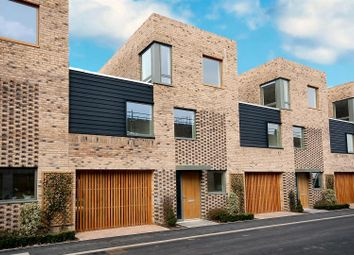 Thumbnail 4 bed town house to rent in Chaplen Street, Trumpington, Cambridge