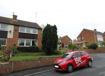 Thumbnail 3 bed semi-detached house to rent in Whitworth Close, Ipswich