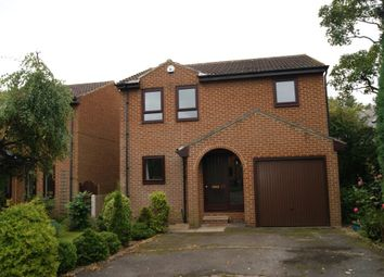 Thumbnail 4 bed detached house to rent in Willow Park, Wakefield