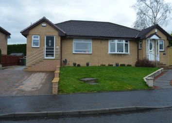 Thumbnail 3 bed semi-detached bungalow for sale in Cowan Wynd, Wishaw