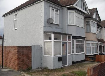 Thumbnail 3 bed end terrace house for sale in Horns Road, New Bury Park