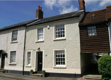 Thumbnail 2 bed terraced house to rent in High Street, Haddenham, Haddenham, Aylesbury, Buckinghamshire