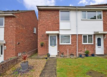 Thumbnail 2 bed end terrace house for sale in Wordsworth Way, Larkfield, Aylesford, Kent