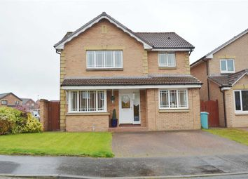 Thumbnail 4 bed detached house for sale in Saffron Crescent, Wishaw