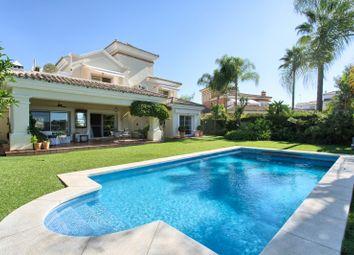 Thumbnail 4 bed villa for sale in La Quinta Golf, Benahavis, Malaga, Spain