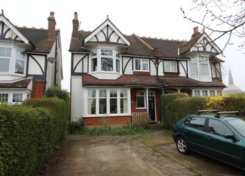 Thumbnail 3 bed semi-detached house for sale in Court Road, Banstead