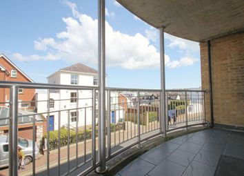Thumbnail 2 bed flat to rent in Birmingham Road, Cowes