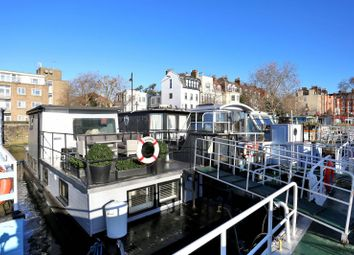 Thumbnail 1 bed houseboat to rent in Cheyne Walk, Chelsea