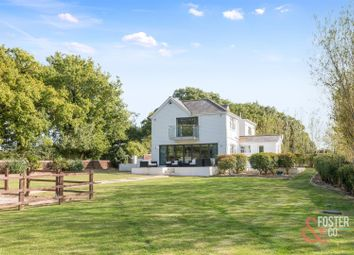 Pookbourne Lane, Sayers Common, Hassocks BN6. 4 bed detached house