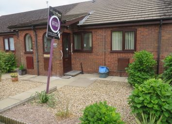 Thumbnail 2 bed semi-detached bungalow to rent in Hallview, Scunthorpe