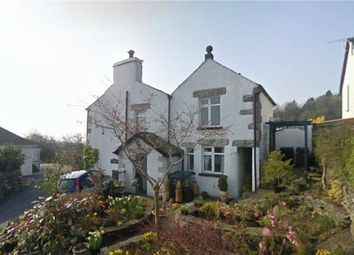 Thumbnail 4 bed detached house for sale in Back Road, Lindale, Grange-Over-Sands, Cumbria