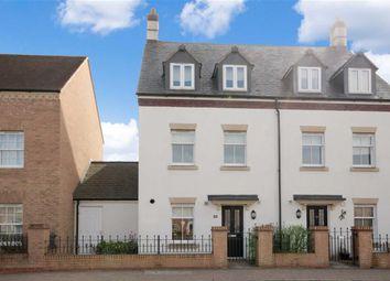 Thumbnail 4 bed semi-detached house for sale in East Wichel Way, Swindon