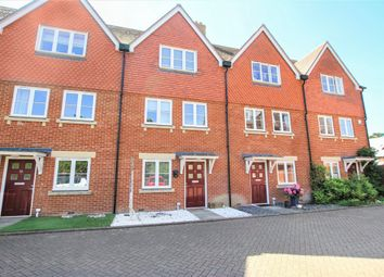 Thumbnail 3 bed town house for sale in St. Gabriels, Wantage