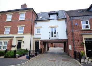 Thumbnail 2 bed flat for sale in Partington Square, Daresbury, Warrington
