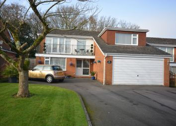 Thumbnail 4 bed detached house for sale in Montacute Way, Merley, Wimborne