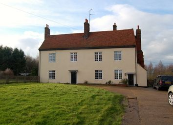 Thumbnail 4 bed semi-detached house to rent in Old Church Road, East Hanningfield, Chelmsford